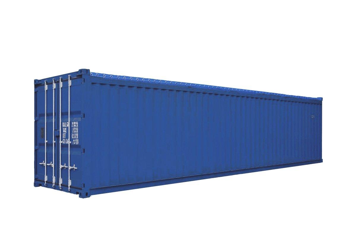 40ft Open Top Container | Goedkoop huren & kopen | BD ...